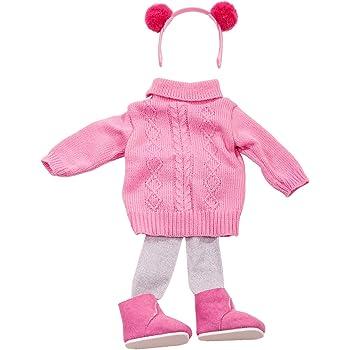 Gotz Classic Set intimo rosa per bambole 30-50cm