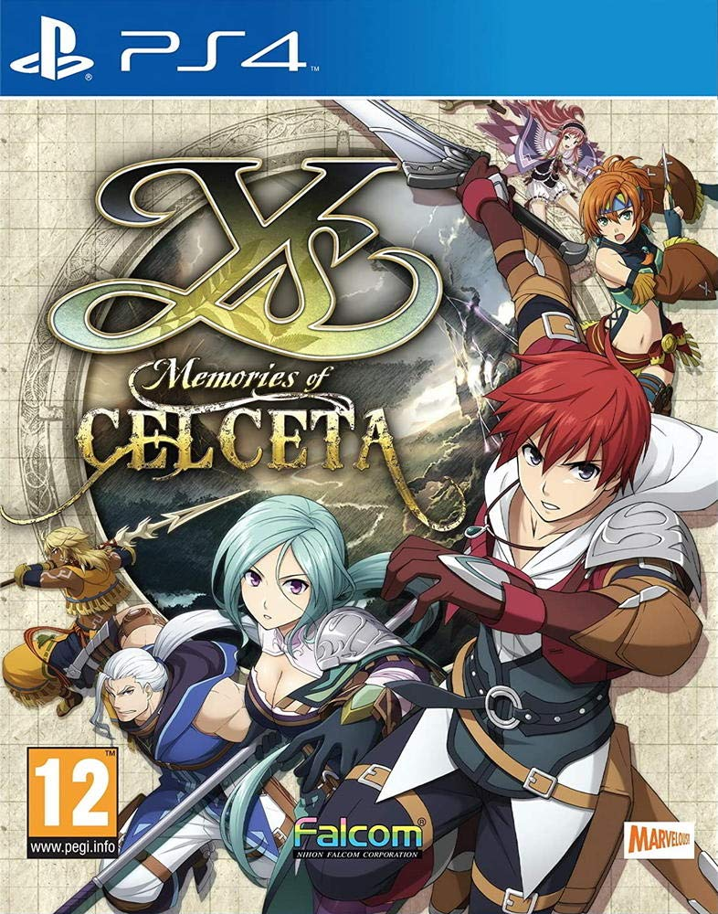Charlotte Mall Ys: Memories of Celceta PS4 Sale SALE% OFF