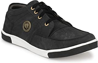 PLOTA Men's Canvas Sneakers