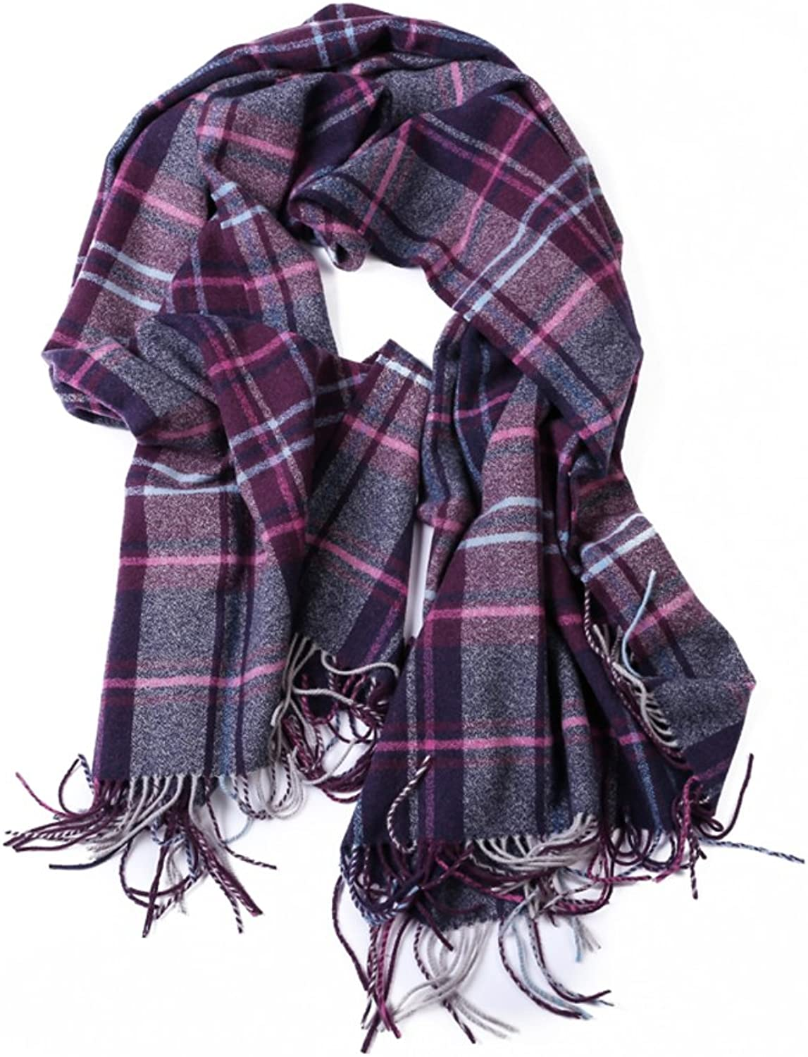 Lady scarf winter wild dual use shawl long section thicker keep warmB