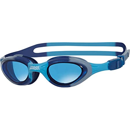 Zoggs Children's Super Seal Junior Swimming Goggles with UV Protection and Anti-Fog (6-14 Years)