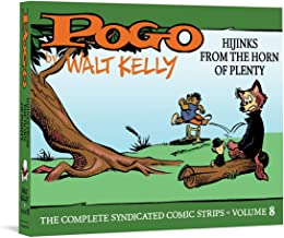 Pogo the Complete Syndicated Comic Strips: Hijinks from the Horn of Plenty (Walt Kelly's Pogo)
