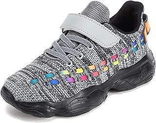 Kids Sport Sneaker Boys Girls Running Shoes Breathable...