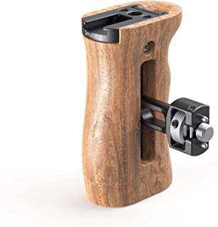 SmallRig Wooden Side Handle with Screw Mount for Arri Style - 2836