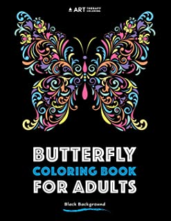 Best butterfly coloring pages for adults Reviews