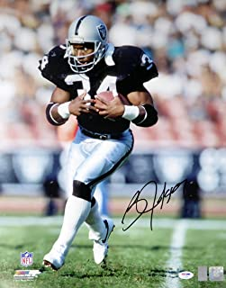 Bo Jackson Autographed 16x20 Photo Oakland Raiders PSA/DNA Stock #113562