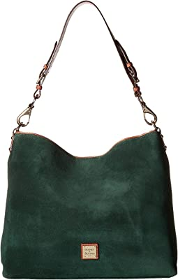 Suede Extra Large Courtney Sac