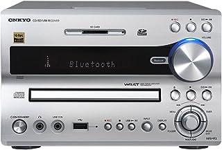 ONKYO NFR-9TX CD/SD/USBレシーバー Bluetooth/ハイレゾ対応 シルバー NFR-9TX(S) 【国内正規品】