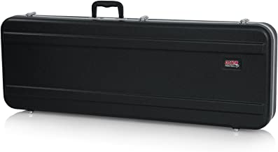 Gator Cases Deluxe ABS Molded Case for Extended Length/Extra Long Electric Guitars; (GC-ELEC-XL)
