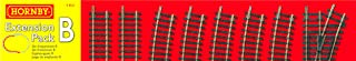 Hornby R8222 Track Pack Extension Pack B