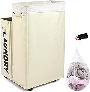 Best rolling mesh laundry hamper Reviews