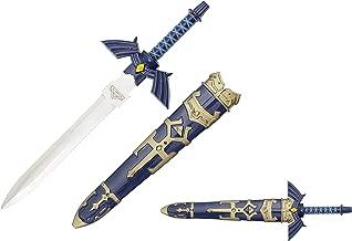 11.5'' Master Sword Dagger with Scabbard The Legend of Zelda