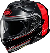 Shoei GT-Air 2 Helmet - Crossbar (Medium) (Black/RED)