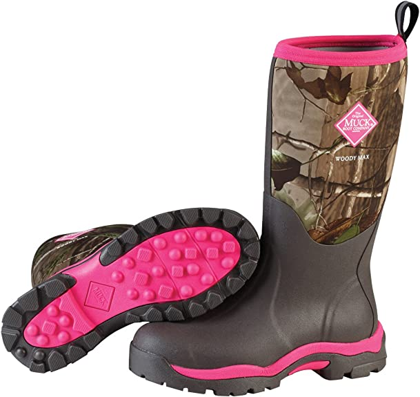 Muck Boots Women's WOODYHUNTING BOOT