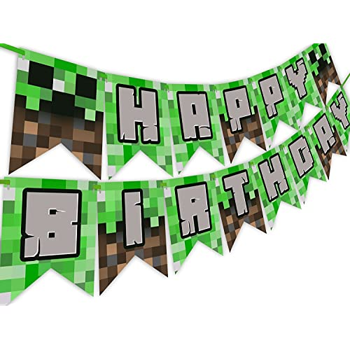 Minecraft Banner: Amazon com