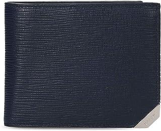 Luxury Fashion | Bally Mens 6221985BEVYEMC07 Blue Wallet | Season Outlet