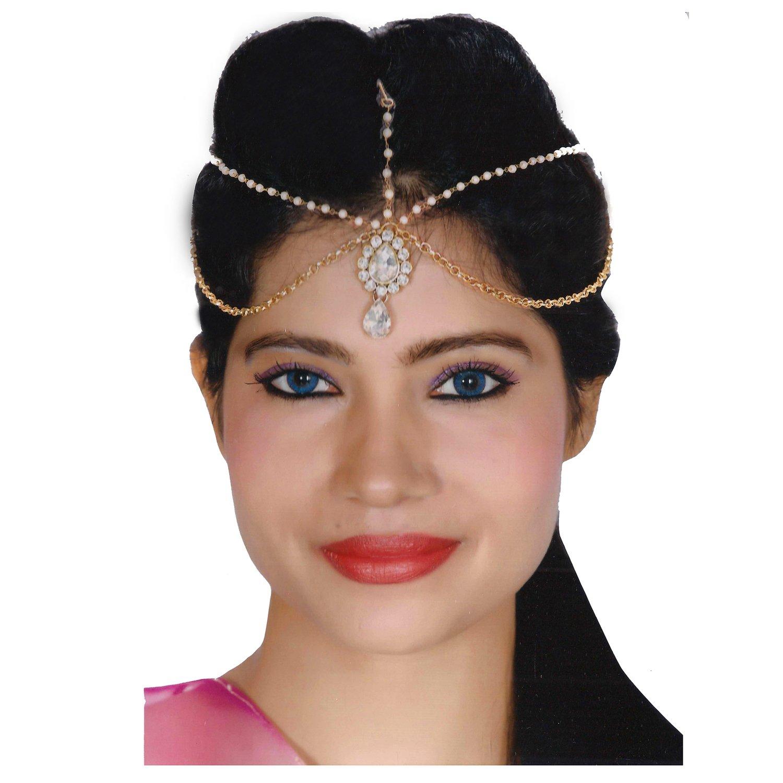 Set bridal matha patti Matha Patti: