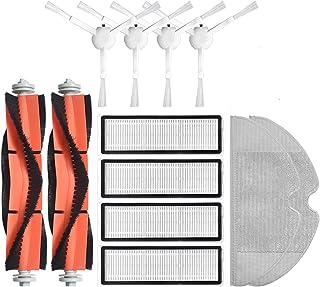 SHEAWA Kit de cepillo de repuesto para cepillo de cepillo de cepillo de cepillo para limpieza de trapos para Xiaomi Mijia ...