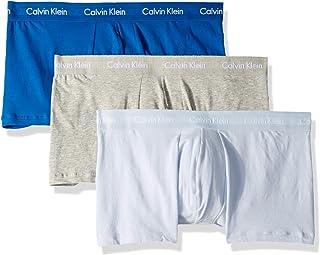 Calvin Klein Men's Cotton Stretch Multipack Trunks