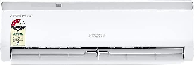 Voltas 1 Ton 3 Star Split AC (Copper, 123 CZA, White)