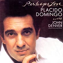 Mejor Plácido Domingo Perhaps Love