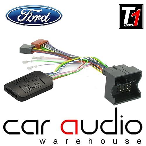 Adaptador de control de audio T1 Audio para volante de coche Ford T1-FO3 C