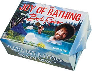 Bob Ross Soap - 1 Mini Bar of Soap - Made in The USA