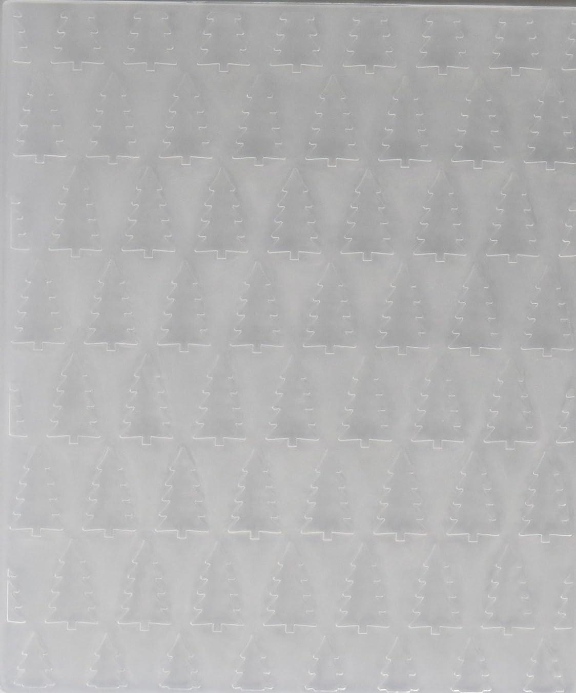 Echo Park Paper Company Embossing Folder -Pine Tree