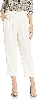 ASTR the label Women's HIGH Waist Tapered Larsen Pants