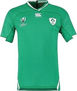 canterbury(カンタベリー) ラグビーアイルランド代表 ホームジャージー ラグビーワールド杯 2019 [サイズ:インポートS] Rugby Ireland National Team Home Jersey RWC 2019 [Siz...