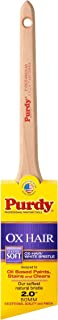 Purdy 144296020 Ox-Hair Series Ox-O Angular Trim Paint Brush, 2 inch