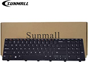 SUNMALL Keyboard Replacement with backlit for Dell Inspiron 17 17R N7110 5720 7720/XPS 17 L701X L702 X 454RX 0454RX/Vostro 3750 Series Laptop US Layout(6 Months Warranty)