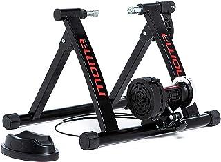 comprar comparacion Moma bikes, Rodillo de Entrenamiento, 6 Niveles, Resistencia 500W, Compacto y Plegable