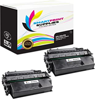 Smart Print Supplies Compatible 05A CE505A Black Premium Toner Cartridge Replacement for HP Laserjet P2030 2050 Series Printers (2,300 Pages) - 2 Pack