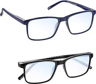 Reading Glasses Pro MADEYES Blue Light Blocking Glasses TR90 410UV for Women Men