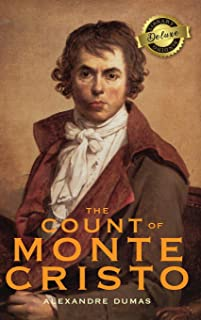 The Count of Monte Cristo (Deluxe Library Binding)