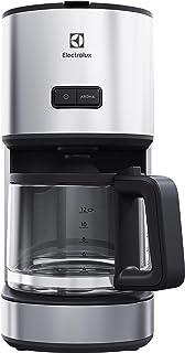 Electrolux Kaffebryggare Create 4, Modell E4CM1-4ST, Kaffemaskin med Glaskanna, Aromväljare, Automatisk Avstängning, 1080 ...