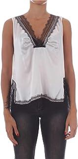 ed40cdb790a767 Amazon.it: Top di seta - Pinko / Canotte e top / T-shirt, top e ...