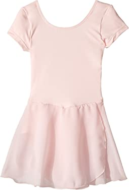 Bloch Kids Cap Sleeve Skirted Leotard (Toddler/Little Kids/Big Kids)