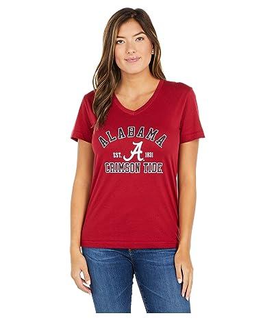 Champion College Georgia Bulldogs University 2.0 V-Neck T-Shirt