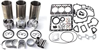 Best kubota d722 rebuild kit Reviews