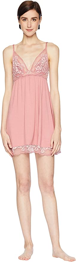 Noor The Plunge Chemise