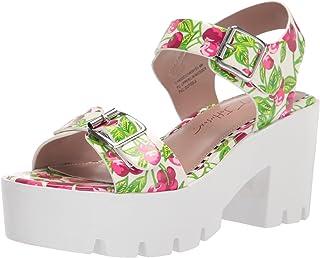 Betsey Johnson CHAS01S5 womens Heeled Sandal