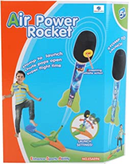 Stomp Rocket | Air Power Rocket for Kids Above 5 Years and Old | Toys for Kids | Interactive Toys | Outdoor Toys for Fun P...