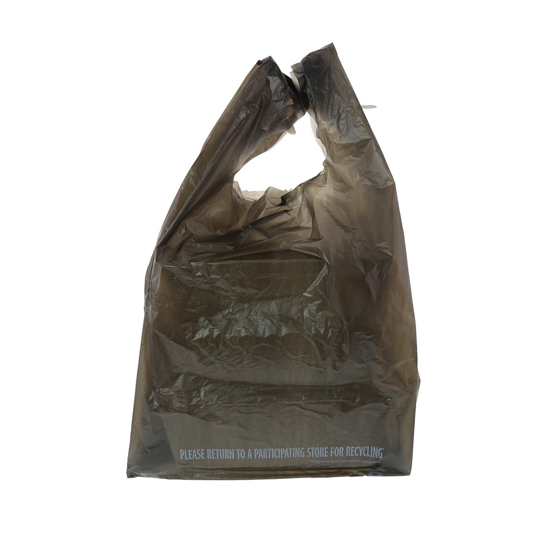 Royal Plain Black Plastic Bag 1 Ranking TOP13 High quality new 6 6.5 11.5 x Inch 21.5