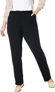 81403e4edd323 Amazon.com: Woman Within - Pants / Clothing: Clothing, Shoes & Jewelry