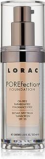 LORAC POREfection Foundation, PR1-fair, 1.12 Fl Oz