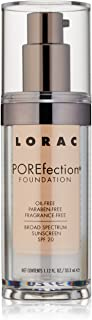 LORAC POREfection Foundation, PR4-Light Medium, 1.12 fl. oz.