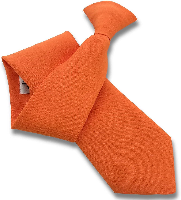 Men's EXTRA LONG Clip-On Ties