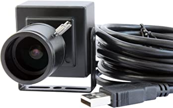 SVPRO 2megapixel MJPEG 1080P Full HD 30fps /60fps/120fps CMOS OV2710 2.8-12mm Varifocal Manual Zoom and Focus USB Camera for Android Linux Windows MAC (2.8-12mm megapixel varifocal Lens)